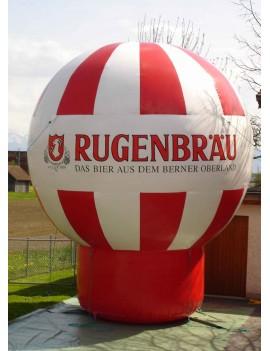 Standballone Werbefläche