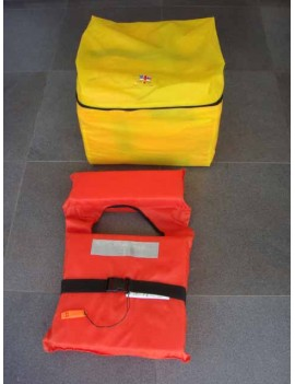 Rettungskragen-Set Texco...